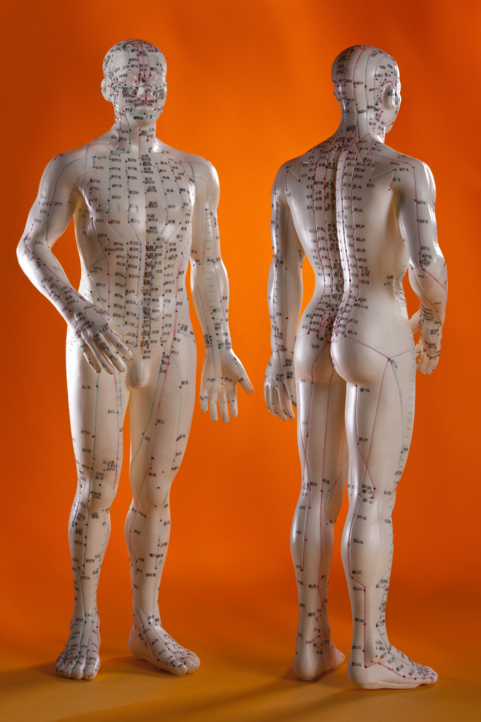 What is acupuncture points